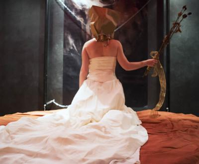 La Sposa con lo strascico