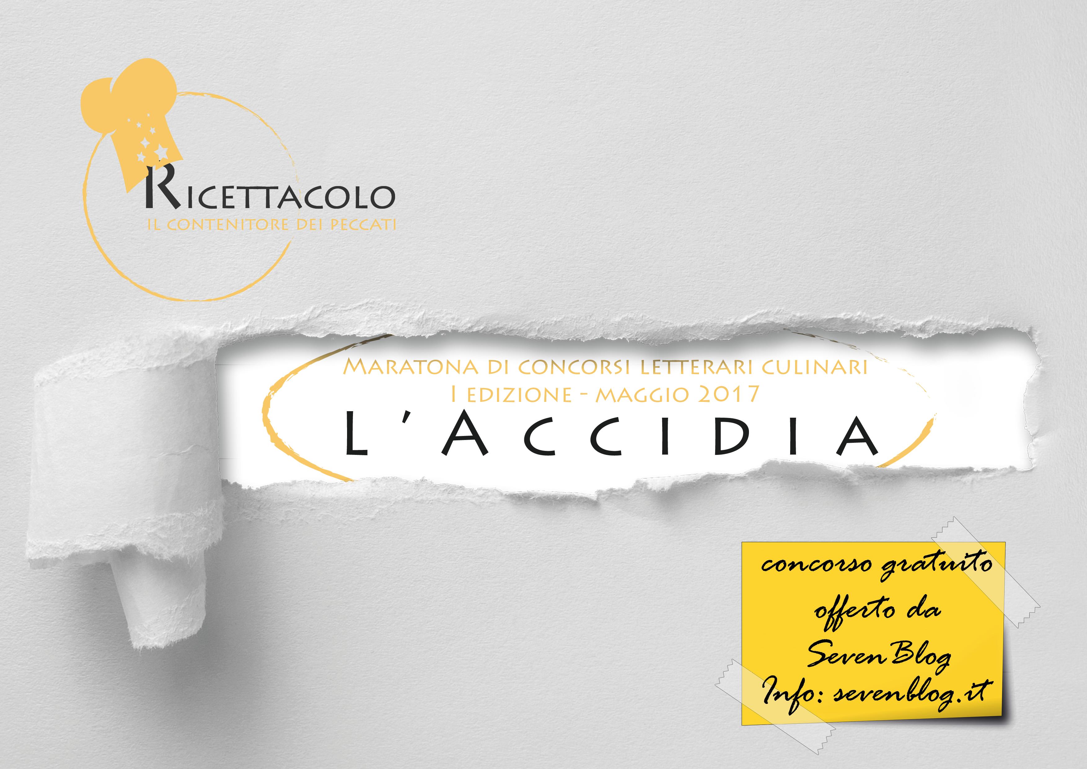 locandina Accidia
