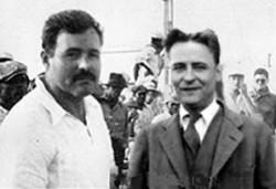 Hemingway e Fitzgerald