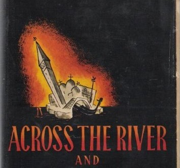 Across the river and into the trees - ernest hemingway - 1950