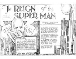 superman 1932