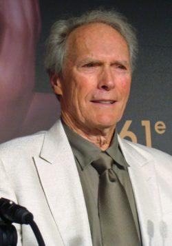 Clint Eastwood, Cannes, 2008, foto di Fanny Bouton