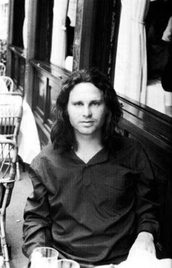 Last days of Jim Morrison - Ph © Gilles Yepremian